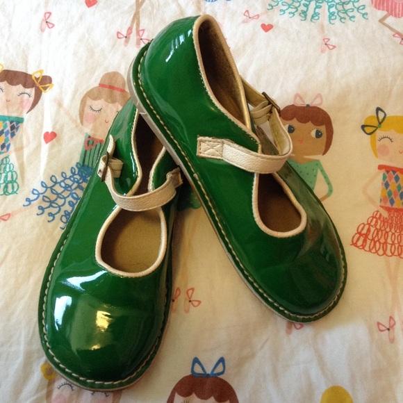 Little Bird Shoes | Little Bird Green